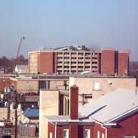 Owensboro Kentucky Executive Inn Implosion