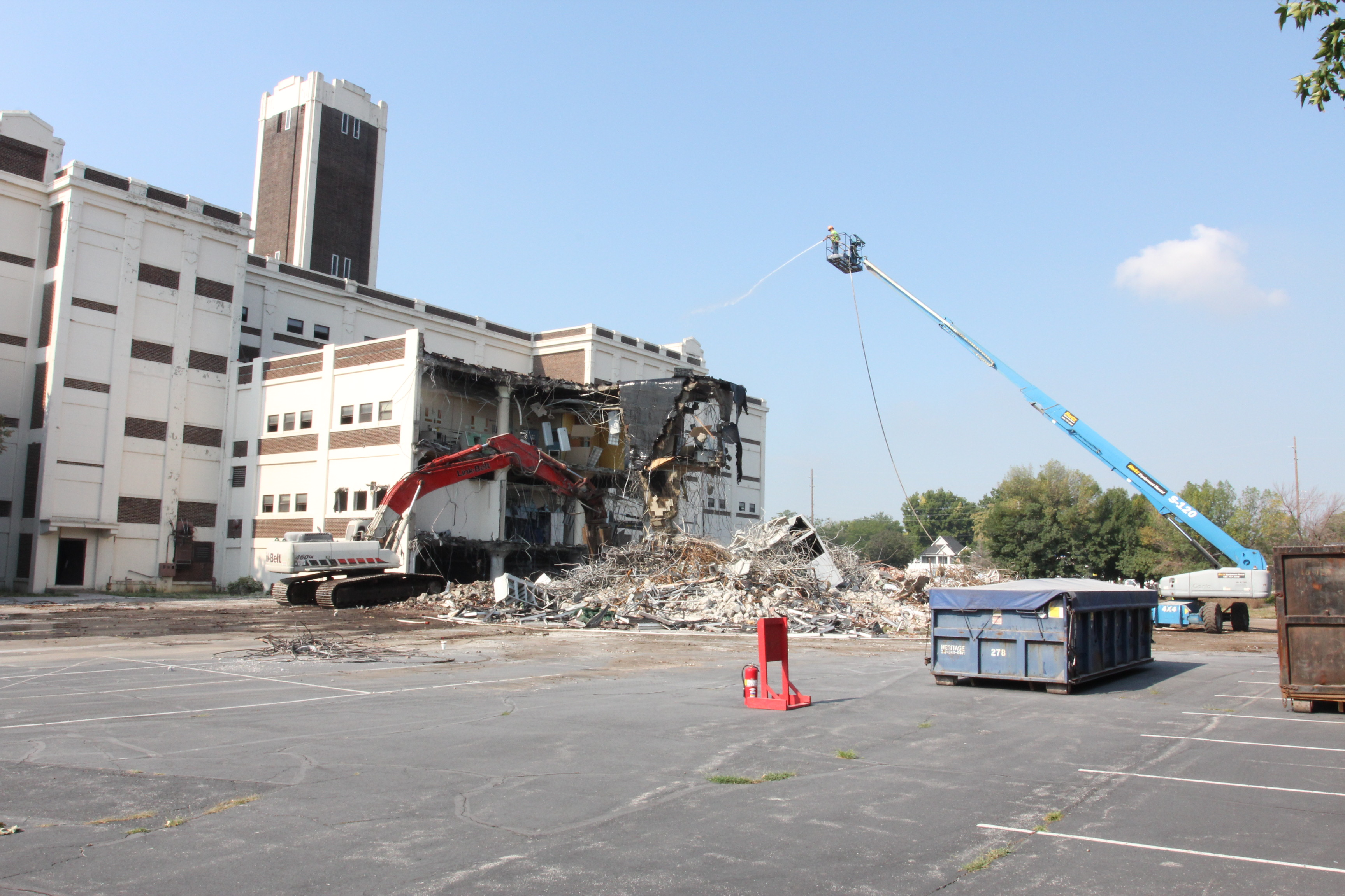 Lilly Demolition